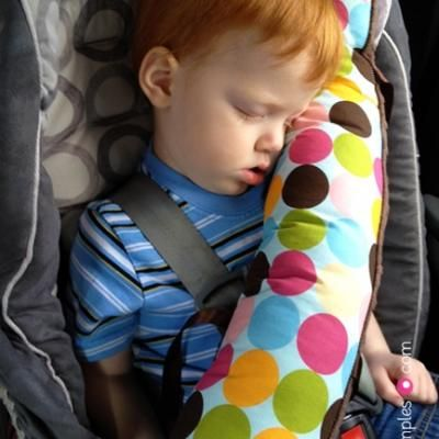 car travel pillow corregir